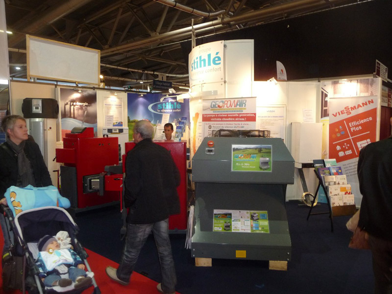 Salon Mulhouse octobre 2012