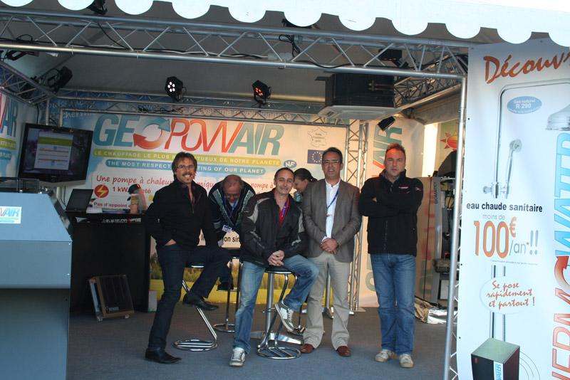 Foire internationale de Metz 2012