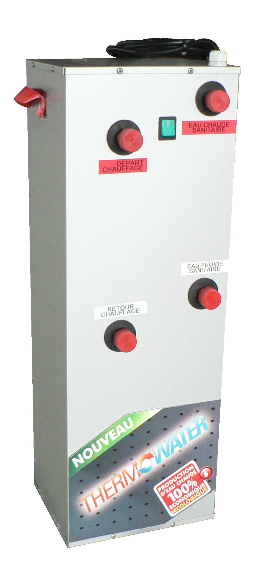 thermowatercae-chaufe eau thermodynamique-chauffage